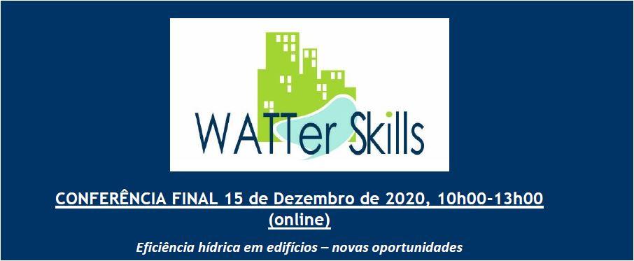 conferência WATTer Skills